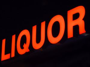 Charlotte DWI DUI Criminal Defense Attorney Lawyer Liquor Sign.jpg