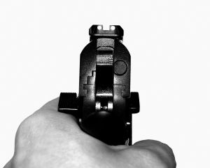 Handgun Sights Charlotte North Carolina DUI DWI Criminal Defense Lawyer Attorney.jpg