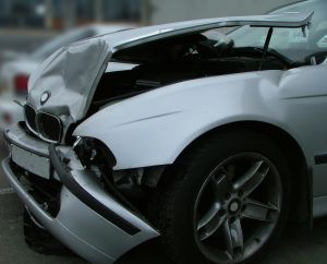 Wrecked Car Charlotte DWI Lawyer North Carolina Criminal Defense Attorney