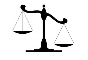 Scales of justice North Carolina DWI Attorney Charlotte Criminal Trial Lawyer