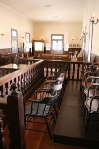 Jury Box Charlotte Mecklenburg DWI DUI Lawyer