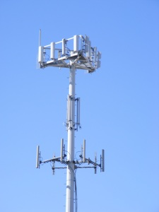 Cell phone tower Charlotte DWI Lawyer Mecklenburg Criminal Attorney
