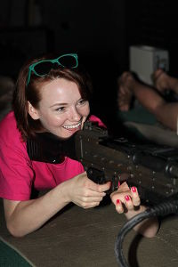 Machine gun simulator Charlotte Criminal Lawyer Mecklenburg DWI Attorney