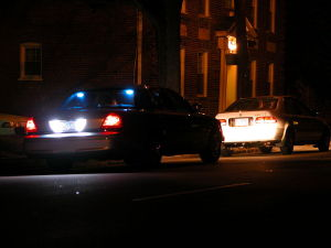 Police stop Charlotte Criminal Lawyer Mecklenburg DWI Attorney