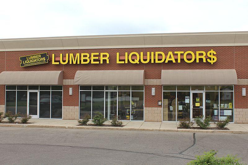 Lumber Liquidators Charlotte Criminal Lawyer North