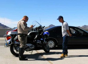 Motorcycle Police Charlotte Criminal Lawyer North Carolina DWI Attorney