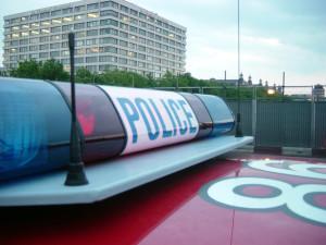 Police lights Charlotte DWI Lawyer Mecklenburg Criminal Attorney