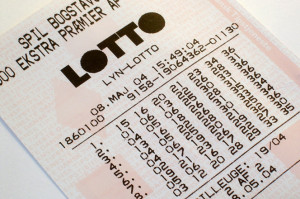lotto ticket Charlotte Criminal Lawyer Mecklenburg DUI Attorney