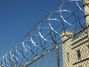 Barbed wire prison Charlotte Criminal Lawyer Mecklenburg Defense Attorney