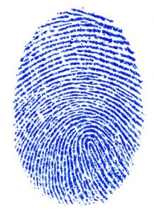 Fingerprint Charlotte Criminal Lawyer North Carolina DWI Attorney
