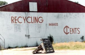 Recycling wall Charlotte Criminal Lawyer
