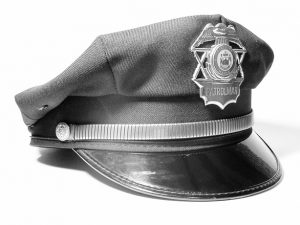 Police hat Charlotte Criminal Lawyer