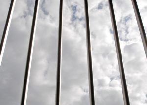 Jail cell bars Charlotte Criminal Law Firm