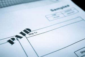 Paid-invoice-Charlotte-Criminal-Lawyer-300x200