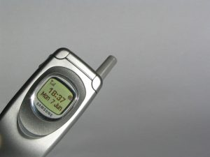 Old-flip-phone-Charlotte-Criminal-Defense-Lawyer-300x225