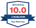 Avvo rating 10.0 - Bradley Smith