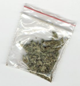 Marijuana-baggie-Charlotte-Monroe-Mooresville-Criminal-Defense-Drug-Charge-Lawyer-279x300