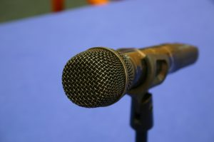 microphone-Charlotte-Monroe-Lake-Norman-Criminal-Defense-Lawyer-300x199