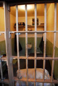 jail-cell-Charlotte-Monroe-Statesville-Criminal-Defense-Lawyer-201x300