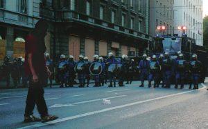 protestor-Charlotte-Mooresville-Monroe-Criminal-Defense-Lawyer-300x187