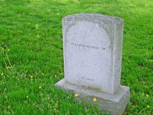 Grave-stone-Charlotte-Monroe-Lake-Norman-Criminal-Defense-Lawyer-300x225