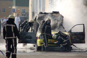 burning-ambulance-Charlotte-Mecklenburg-Monroe-Mooresville-Criminal-Attorney-300x199